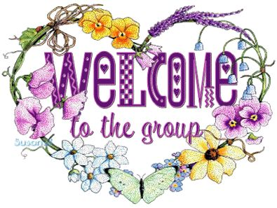 welcome to our group graphic glitters - Google Search