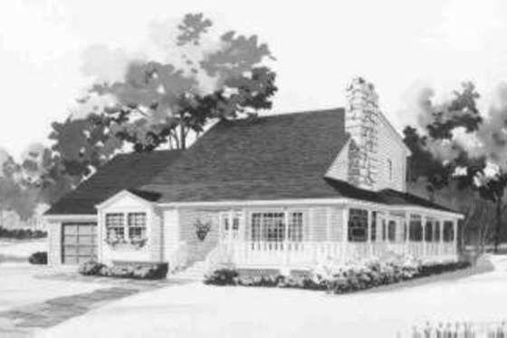 House Plan 302-160