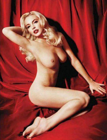 lindsay spear Britney lohan nude