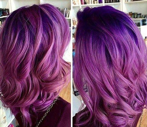 25+ best ideas about Dark purple hair color on Pinterest ...