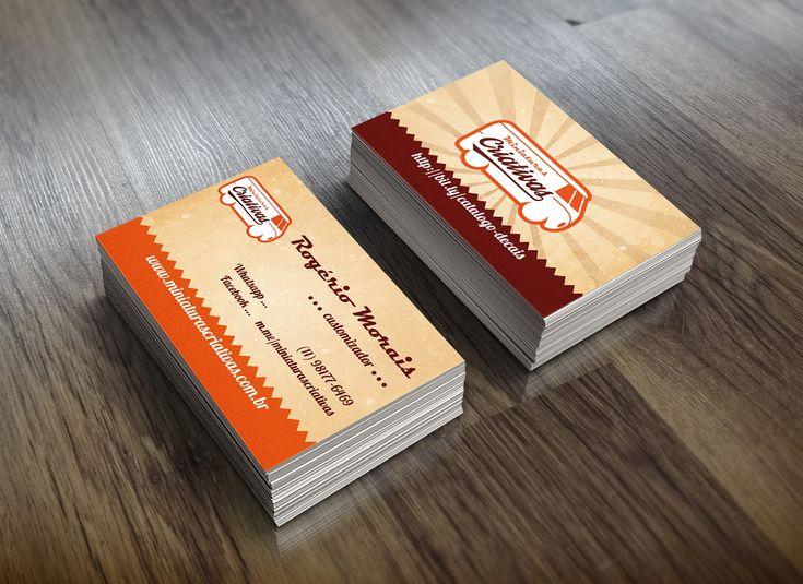 O cartão de visitas é uma ferramenta essencial para o bom negócio, não importa a sua área de atuação, e hoje está muito mais fácil e barato ...