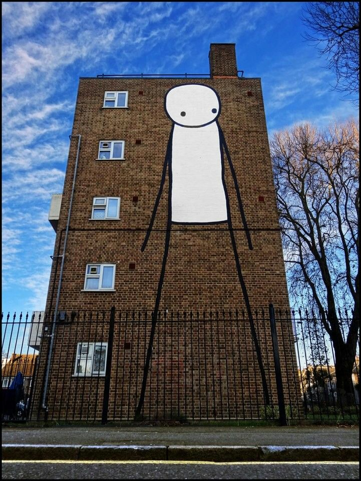 Stik, London