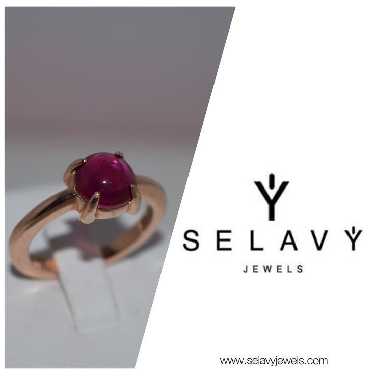 "SELAVY' JEWELS Anello collezione ""Boule"" www.selavyjewels.com"
