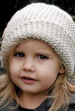 от мастер-класс вязаные детские осенне-весенние шапочки для начинающих спицами