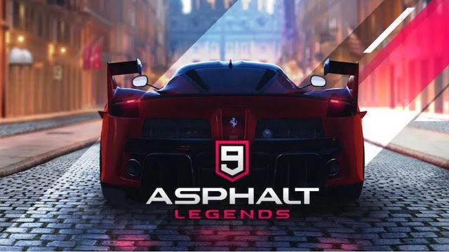 Download Asphalt 9 Legends Apk Mod Legend Mod Asphalt