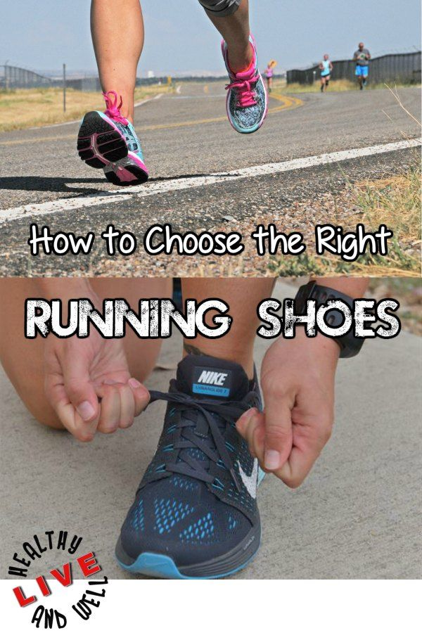 When it comes to choosing running shoes, a little knowledge goes a long way. Buying the wrong shoe can lead to discomfort, sprains, splints, and other injuries. #running #shoes