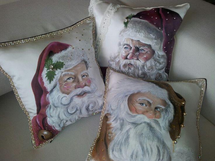 30 best cuscini decorativi pillow dipinti su tessuto for Cuscini dipinti