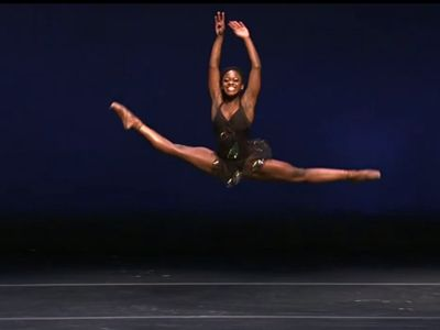 Meet a Keystone National High School alum who survived civil war in Africa, and went on to become a professional ballerina!
