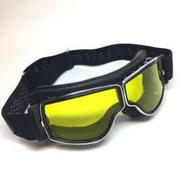 0b2e689779c Aviator Retro Pilot Goggles. T2 fit over Rx with Yellow Lenses ...
