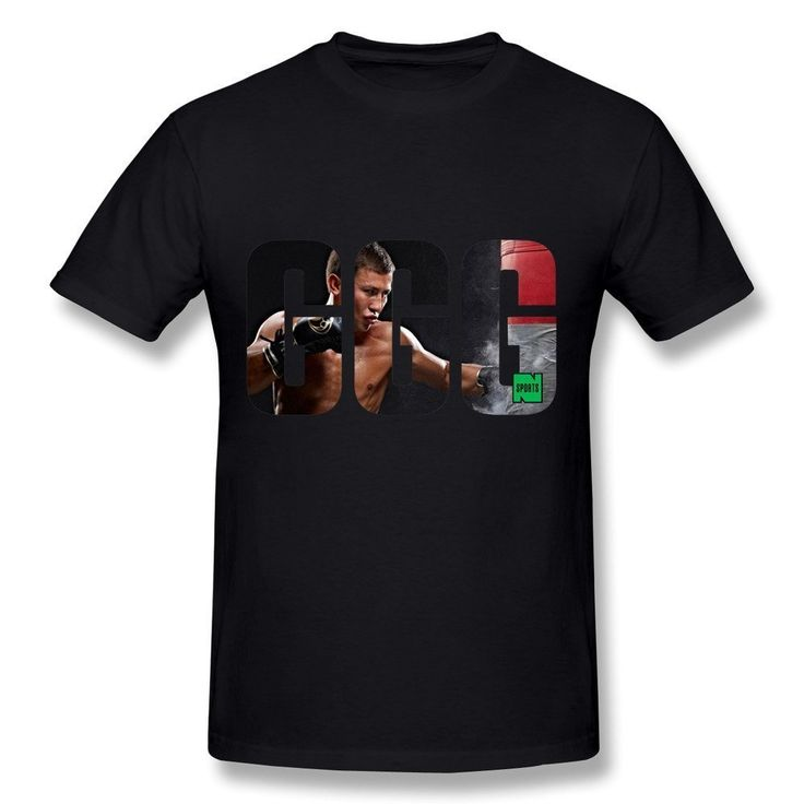 >> Click to Buy << Hsuail Men's Gennady Golovkin Boxer T-Shirt #Affiliate