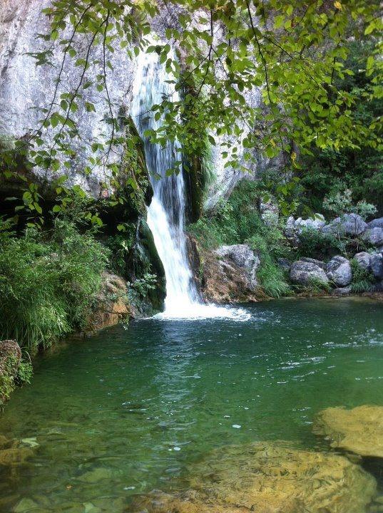 Elikonas river @ Olympos mountain Olympos by Lefteris Moissiadis