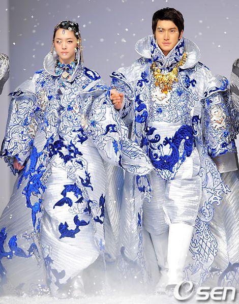 JapaneseKoreanFashion: Kim Bong-nam (Andre Kim) - King of Fashion