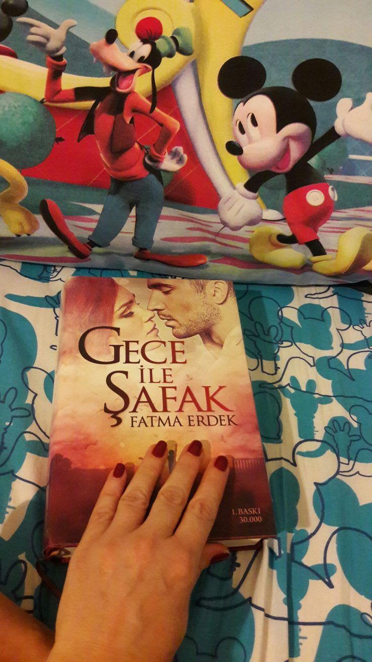 Keyifle okuyacağım bir kitap