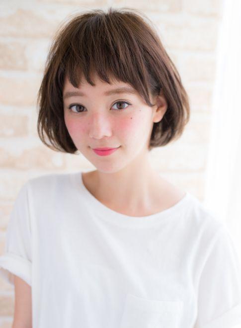 2015秋冬ヘアトレンド☆最新ショートスタイル・ボブスタイル特集 | folk
