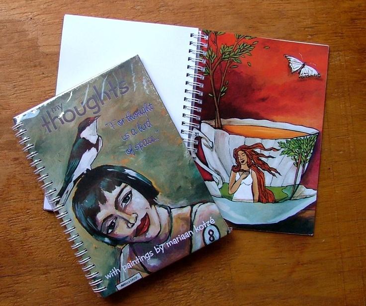 Journal by Mariaan Kotze