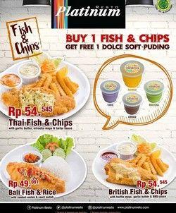 Platinum Restaurant Promo Gratis 1 Dolce Soft Puding  #PerutGendut #Food #Kuliner #News #Indonesia #WisataKuliner