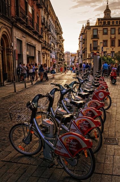 Sevici, Sevilla.