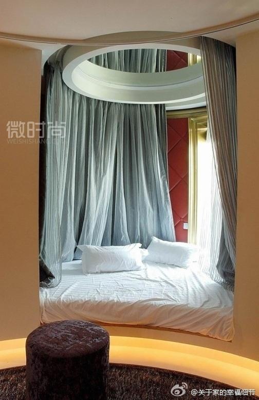 Bed In Bay Window