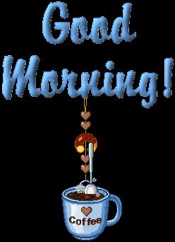 Good Morning! Have a Terrific, Thankful Thursday!
