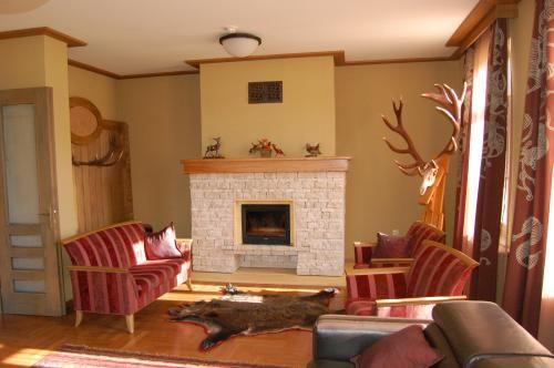 Aki rendszeresen vadászik és szabadidejének nagy részét ennek a hobbinak szenteli, általában azt szeretné, ha otthona tükrözné a szenvedélyét. Milyen is egy vadász háza?