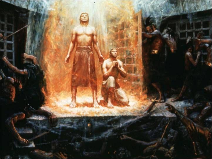 Livre de la leçon 33 de mormon : Helaman 1-5 - Rational Faiths | Mormon Blog