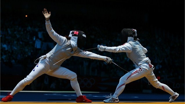 Women's Individual Foil - Olympic Fencing | London 2012