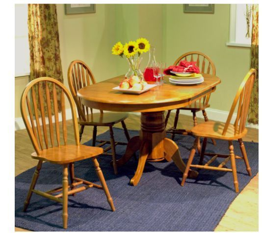 farmhouse dining tables wooden dining 5 piece dining set dining room