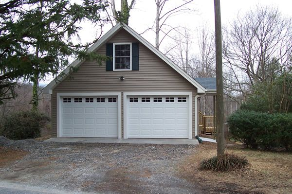2 Car Detached Garage With Man Cave Above: Amazing Styles Of Garage Plans With Bonus Room : Fantastic