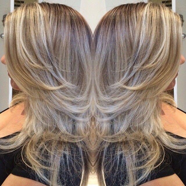 hairrr blond cheveux blond fonc maquillage des cheveux ongles de la peau cheveux maquillage soins de la peau coiffures brunes blondes maison beaut - Soin Cheveux Blond Colors