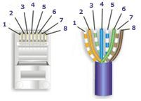 How to Make a Category 5 / Cat 5E Patch Cable