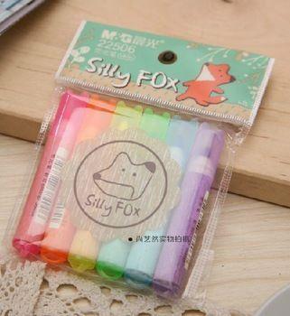 Silly Fox märkpennor via Prylar och Grejer.