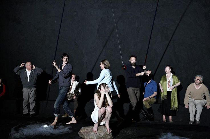 Deutsches Theater Berlin - The Seagull (Die Möwe), by Anton Chekhov