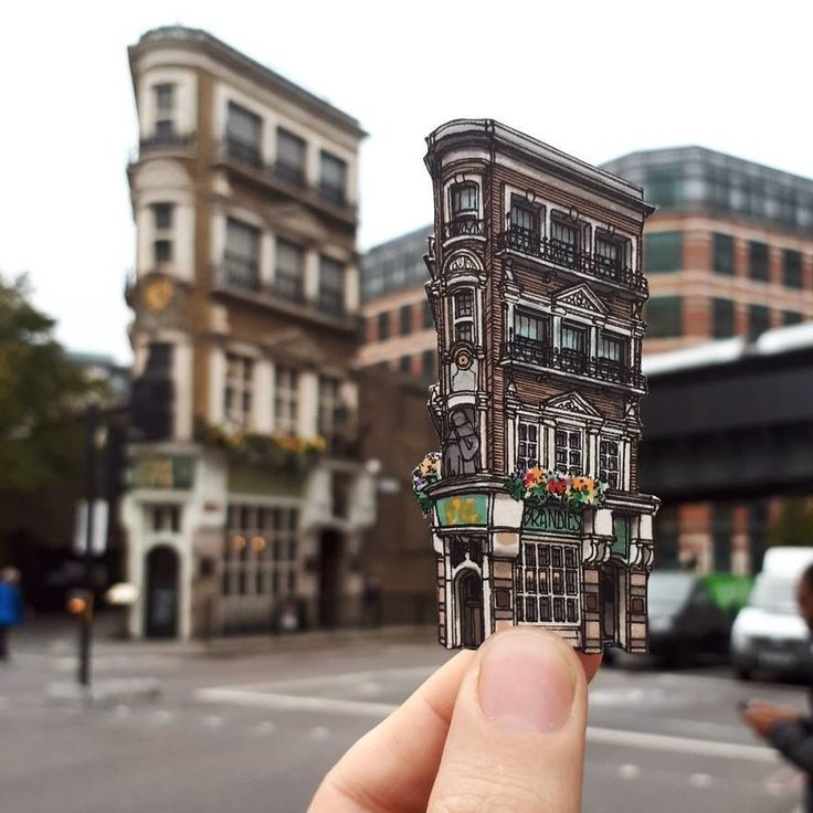 Before I Leave London I Decided To Sketch Some Of My Favourite Little Pubs Around Town | Bored Panda
