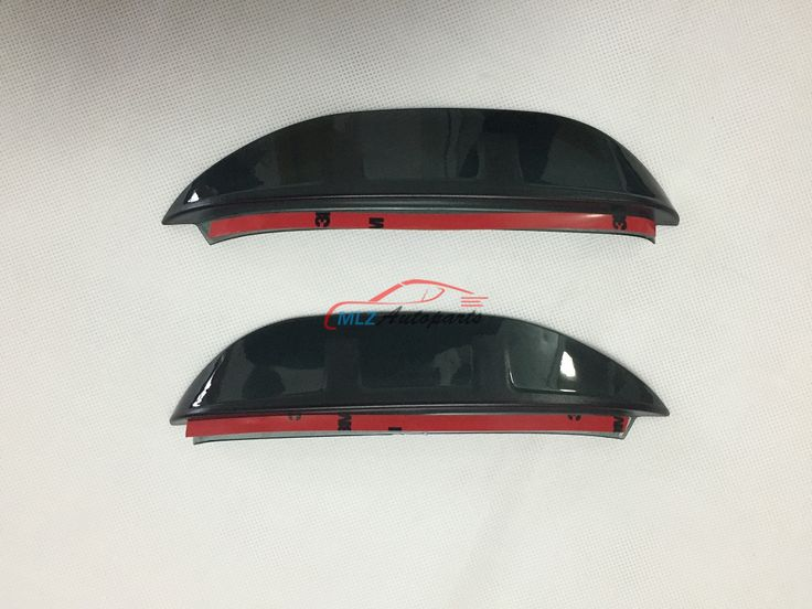 Car Accessories Rearview Mirror Rain Shade Rainproof Blades Back Mirror Eyebrow Cover For Mitsubishi Outlander 2013 2014 2015