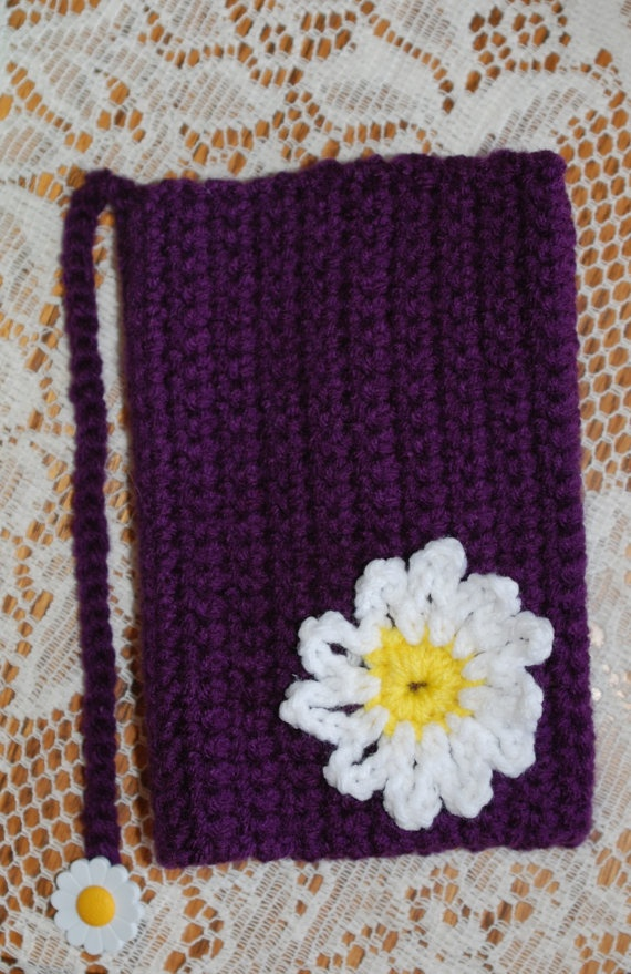 Diy Crochet Book Cover ~ Best images about crochet book covers on pinterest