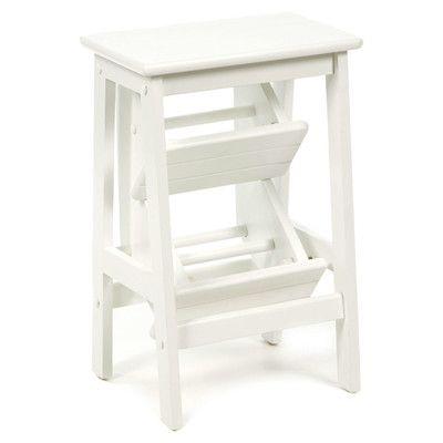 Boraam 3-Step Wood Step Stool u0026 Reviews | Wayfair  sc 1 st  Pinterest & The 25+ best 3 step stool ideas on Pinterest | Step stools Simple ... islam-shia.org