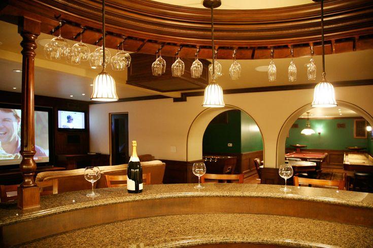 architecture design entertainment rooms bar chapman