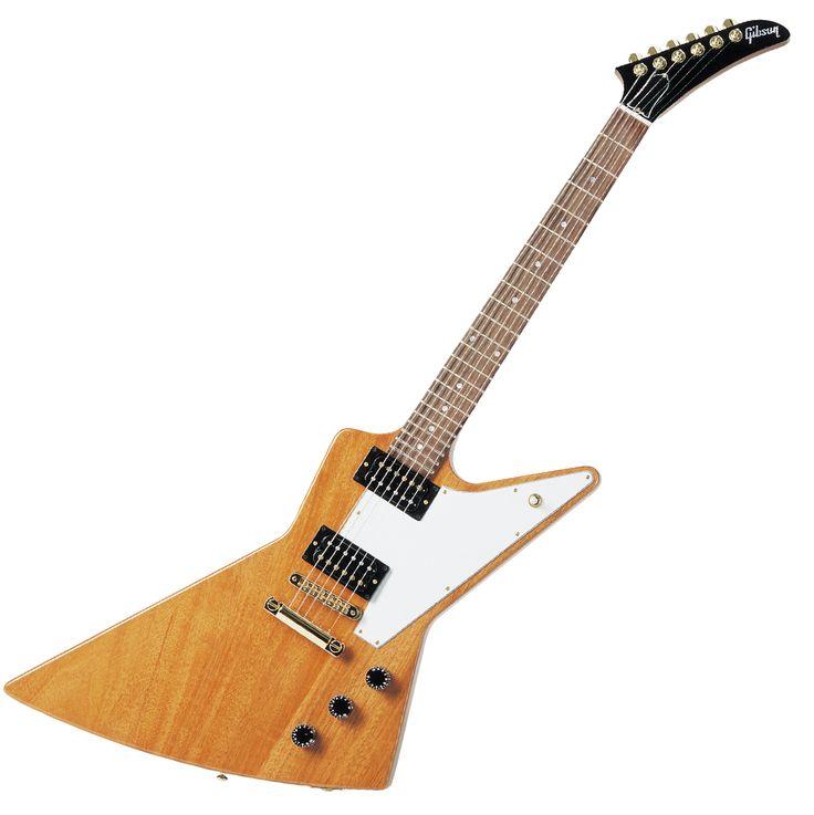 1976 Gibson Explorer Natural