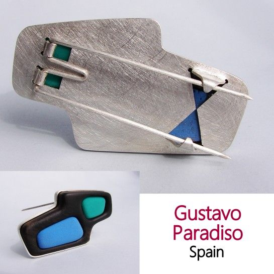 Borrón  4,5x3cm  Silver, ebony, eraser  Photo: Gustavo Paradiso good backing mechanism