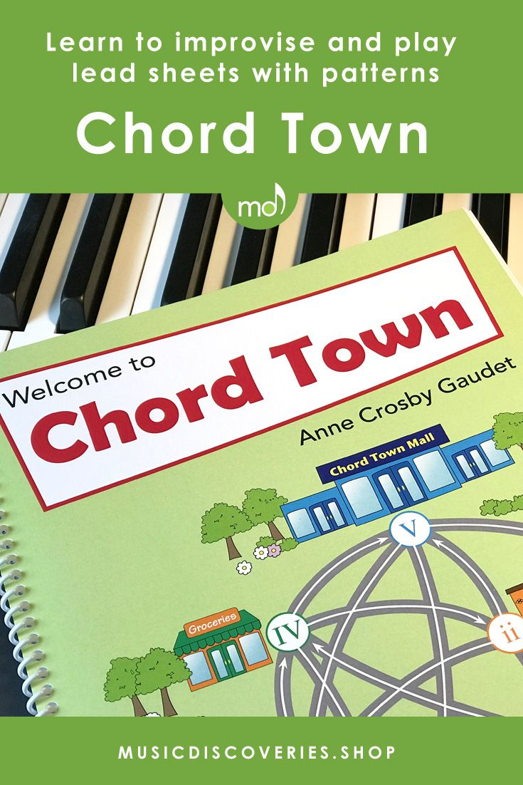 Learn to make beautiful music with chords and patterns. #pianolessons #composing #improvising