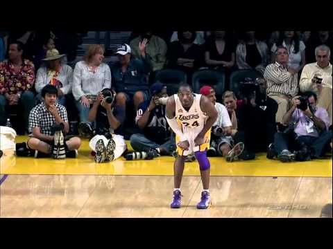 Kobe - Doin' Work 2009 HDTV - YouTube