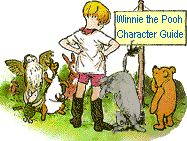 Christoper Robin's character guide