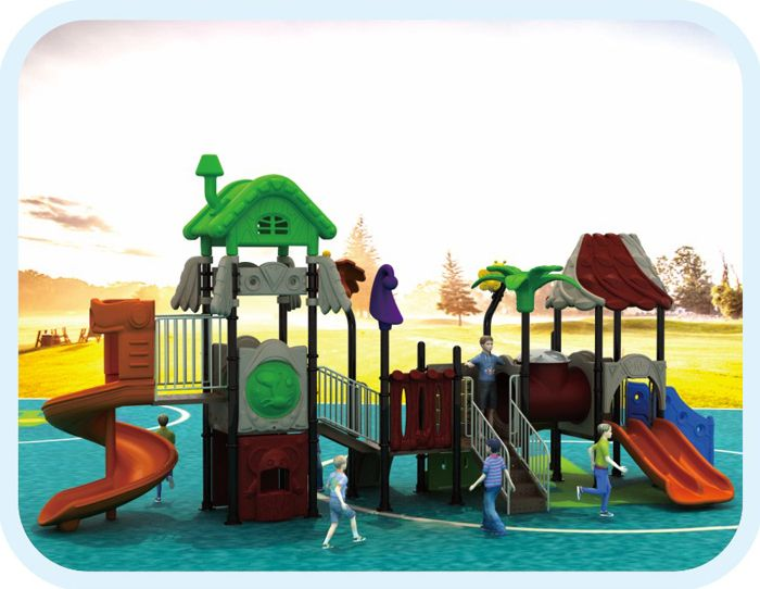 How to choose good but cheap #plastic #playground #equipment