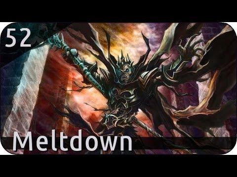 Shadow Era  - Meltdown Madness! - Alzorath vs Black Nightmare - Day One of a week of Meltdown videos