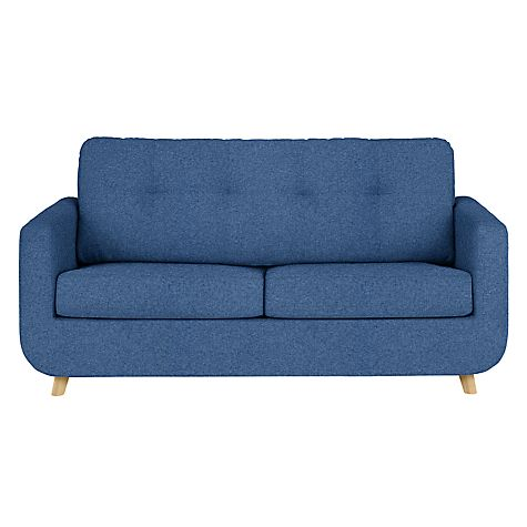 Buy John Lewis Barbican Medium 2 Seater Sofa Bed Online at johnlewis.com