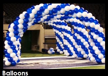 Balloons – Make your baseball themed mitzvah pop with balloon décor! Welcome your guests under a balloon archway fitted with your favorite team's colors or let them mix and mingle among baseball balloon props like bats, hats, and baseballs. Visit our website for more information on planning your baseball themed event.