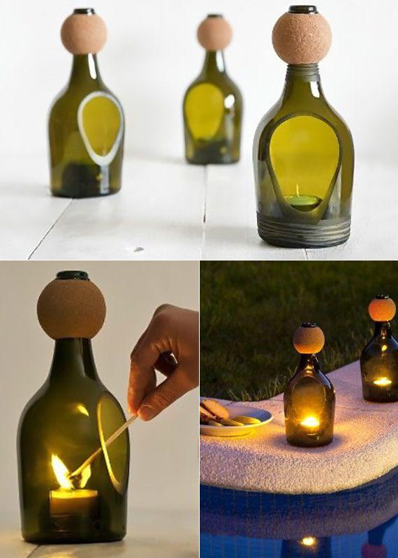 die 25 besten leere weinflaschen ideen auf pinterest glasflasche weinflaschen und. Black Bedroom Furniture Sets. Home Design Ideas