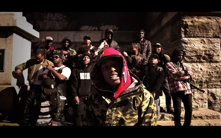 """MUSIC SWAG   ASAP Rocky – """"Goldie"""" (video)"""