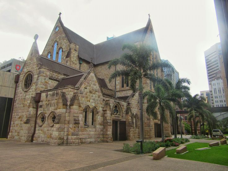 Cathedral of St Stephen, Brisbane Queensland
