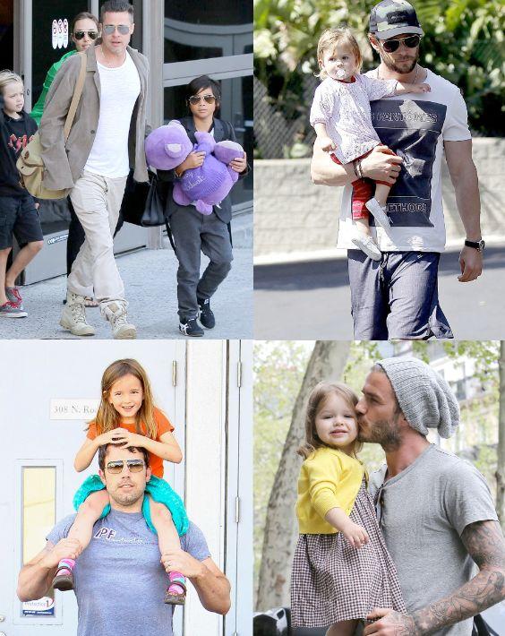 Favorite Celebrity Dad of 2014 - http://www.celebritybabyscoop.com/poll/favorite-celebrity-dad-2014